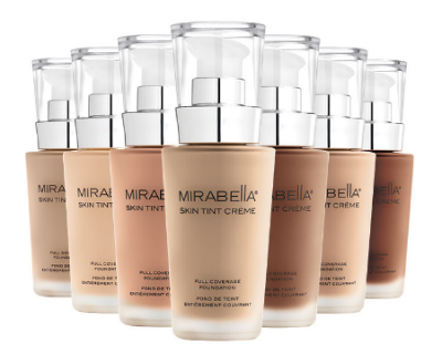 Mineral Makeup By Mirabella Cosmetics